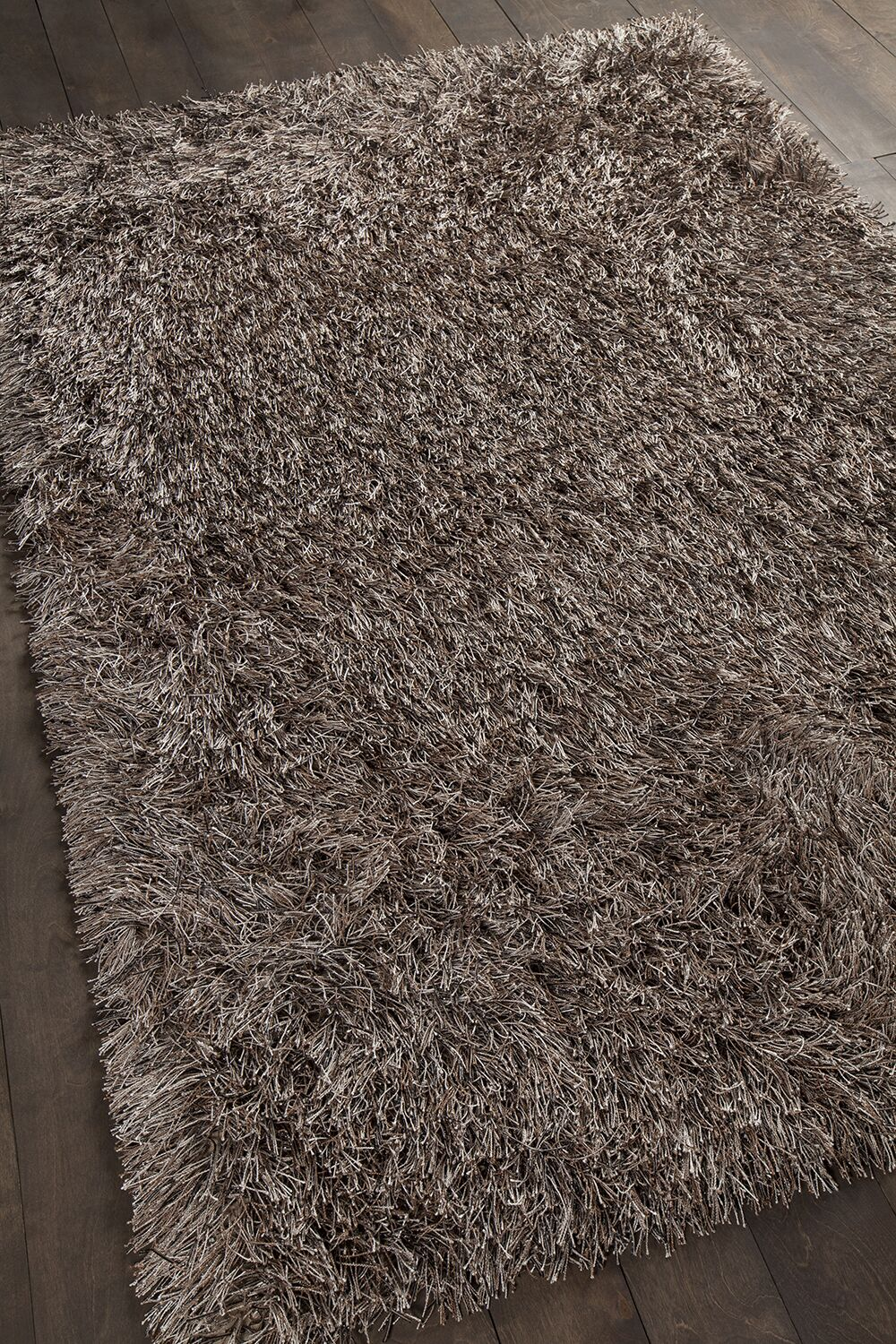 Boomer Hand-Woven Brown Area Rug Rug Size: 9' x 13'