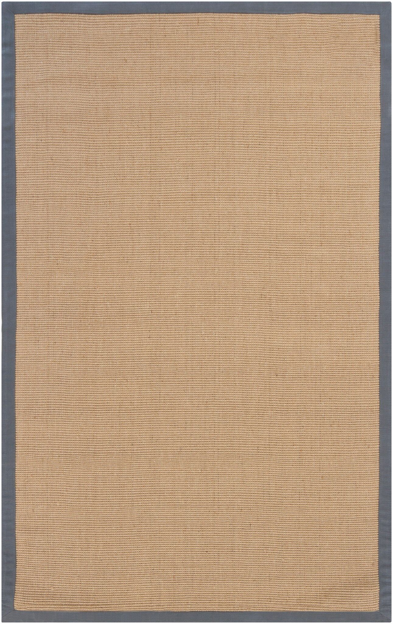 Wroblewski Brown/Gray Area Rug Rug Size: Rectangle 5' x 8'