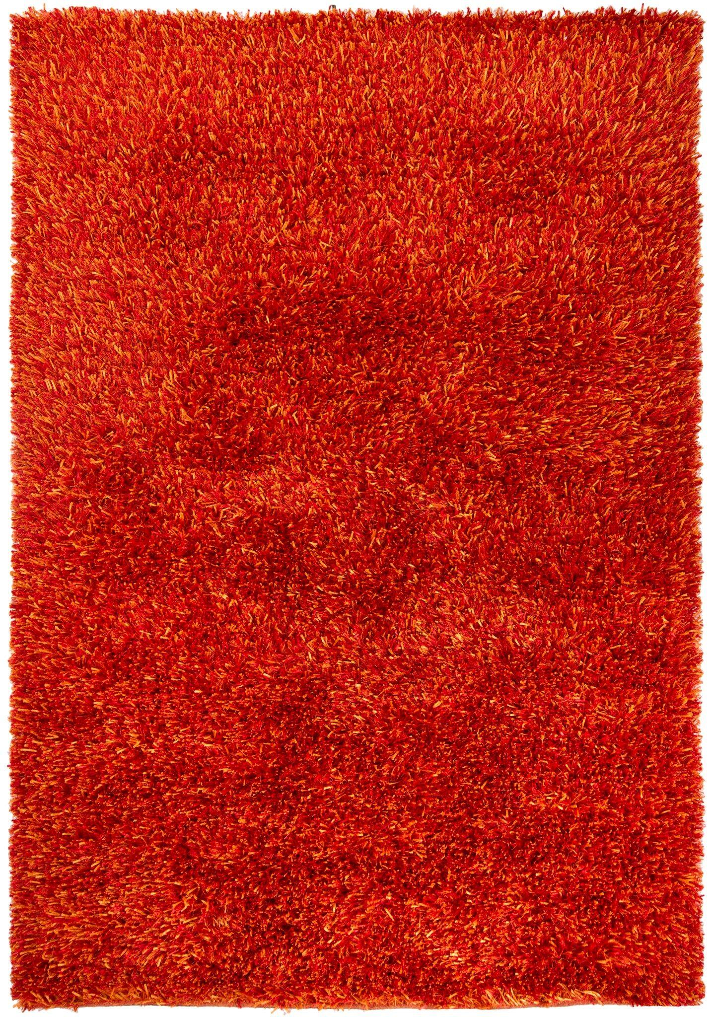 Raminez Red Area Rug Rug Size: Rectangle 9' x 13'