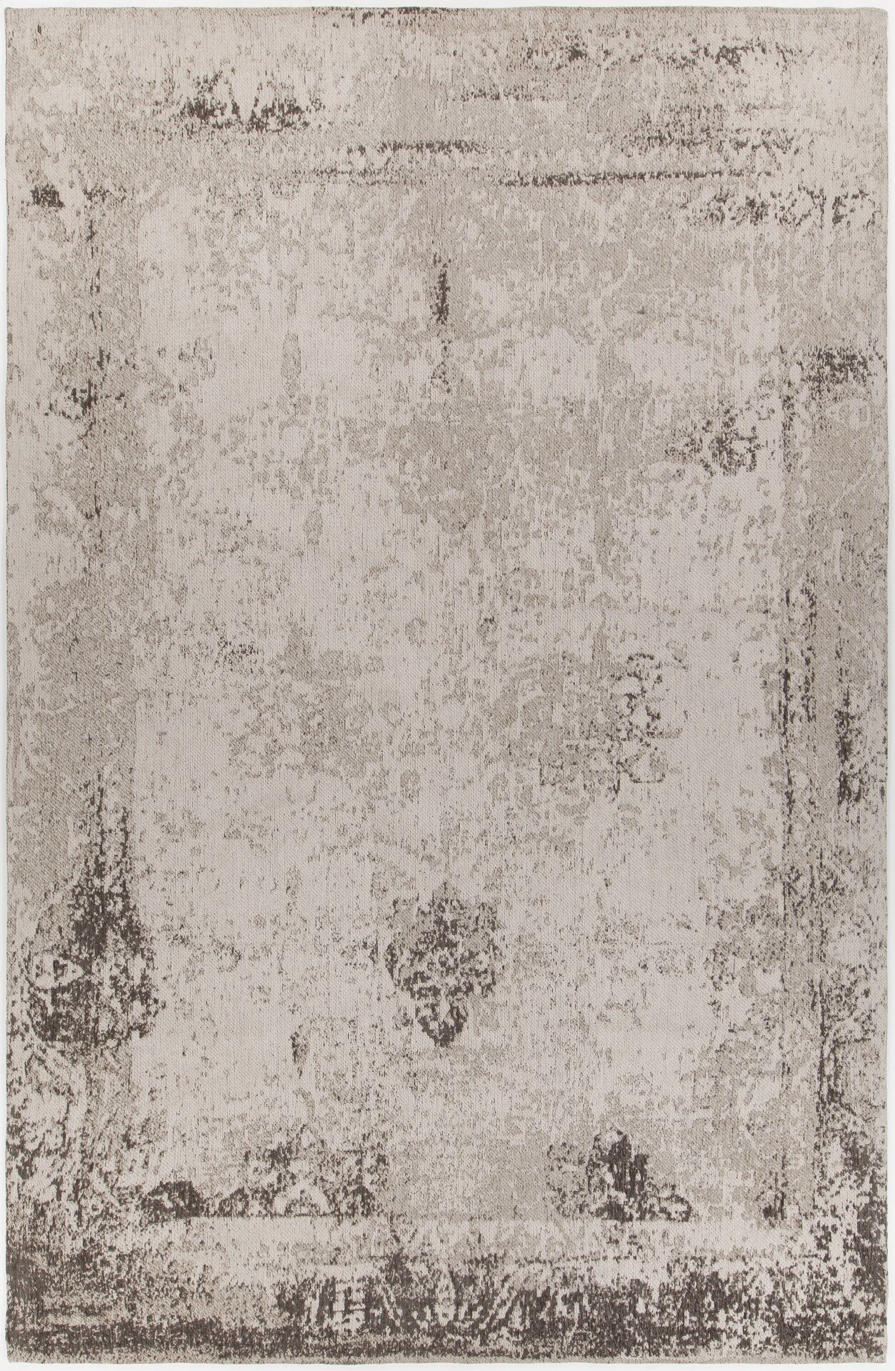 Paquet Hand-Woven Beige Area Rug Rug Size: Rectangle 7'9