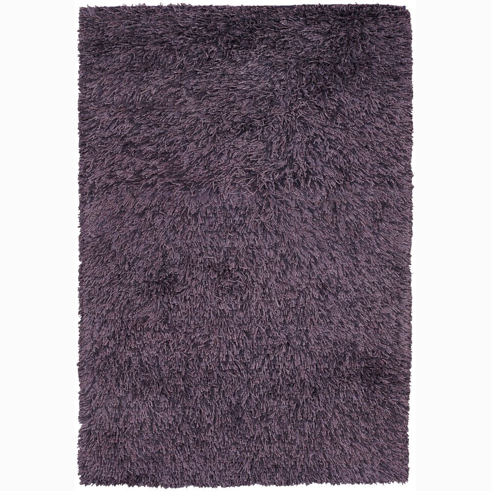 Remer Purple Area Rug Rug Size: Rectangle 2' x 3'