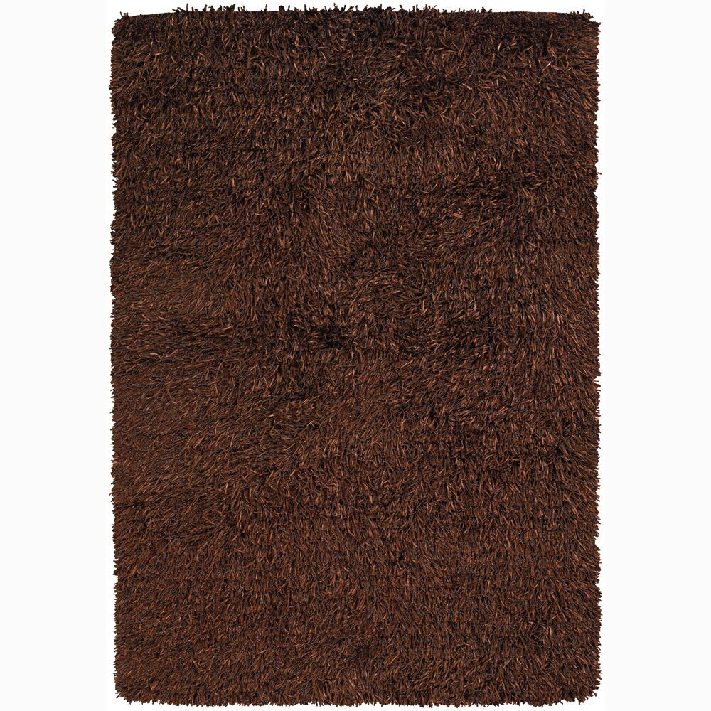 Remer Brown Area Rug Rug Size: Rectangle 5' x 7'6