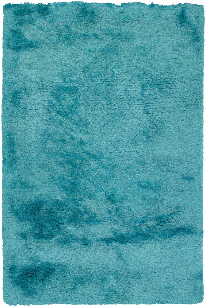 Levy Blue Area Rug Rug Size: 9' x 13'