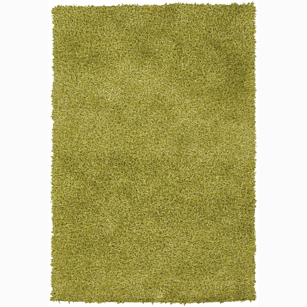 Zara Lime Area Rug Rug Size: Rectangle 4' x 6'
