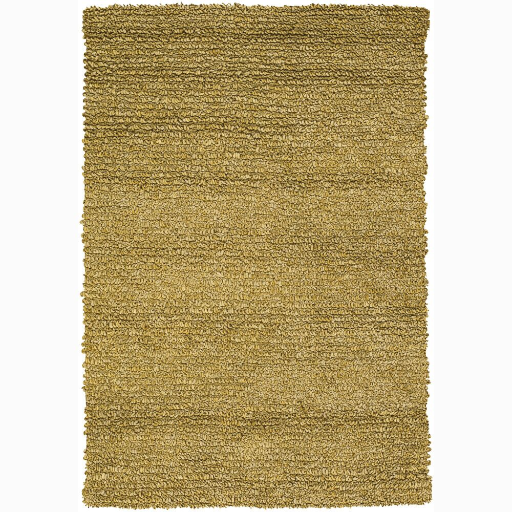 Features: -Technique: Woven.-Material: New Zealand wool.-Origin: India.-Construction: Handmade.-Collection: Zeal.-Primary Color: Yellow.-Primary Pattern: Solid Color.-Rug Shape: .-Construction: Handmade.-Material: Wool -Material Details: ..-Recycled C...