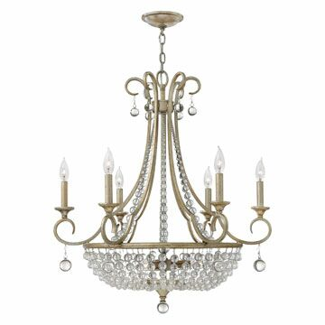 Caspia 9-Light Candle Style Chandelier