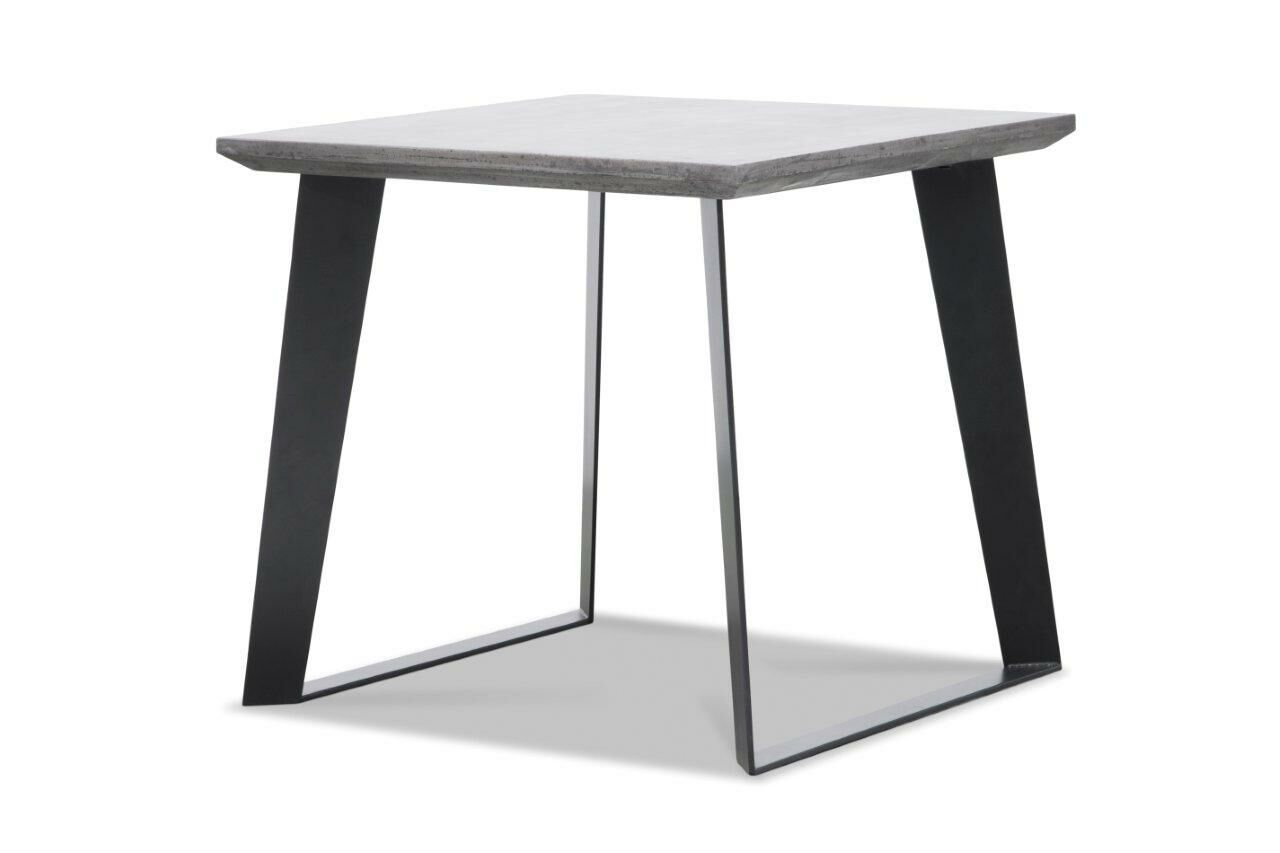 Amsterdam End Table Color: Gray