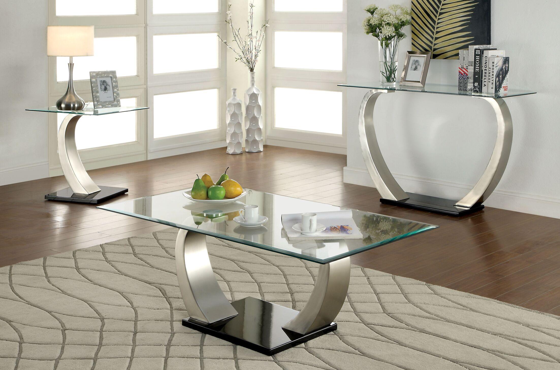 Natalia Coffee Table Set