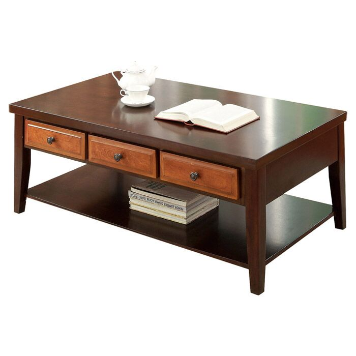 Squanto Coffee Table