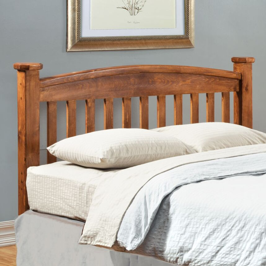 Smithson Wood Headboard Size: Twin