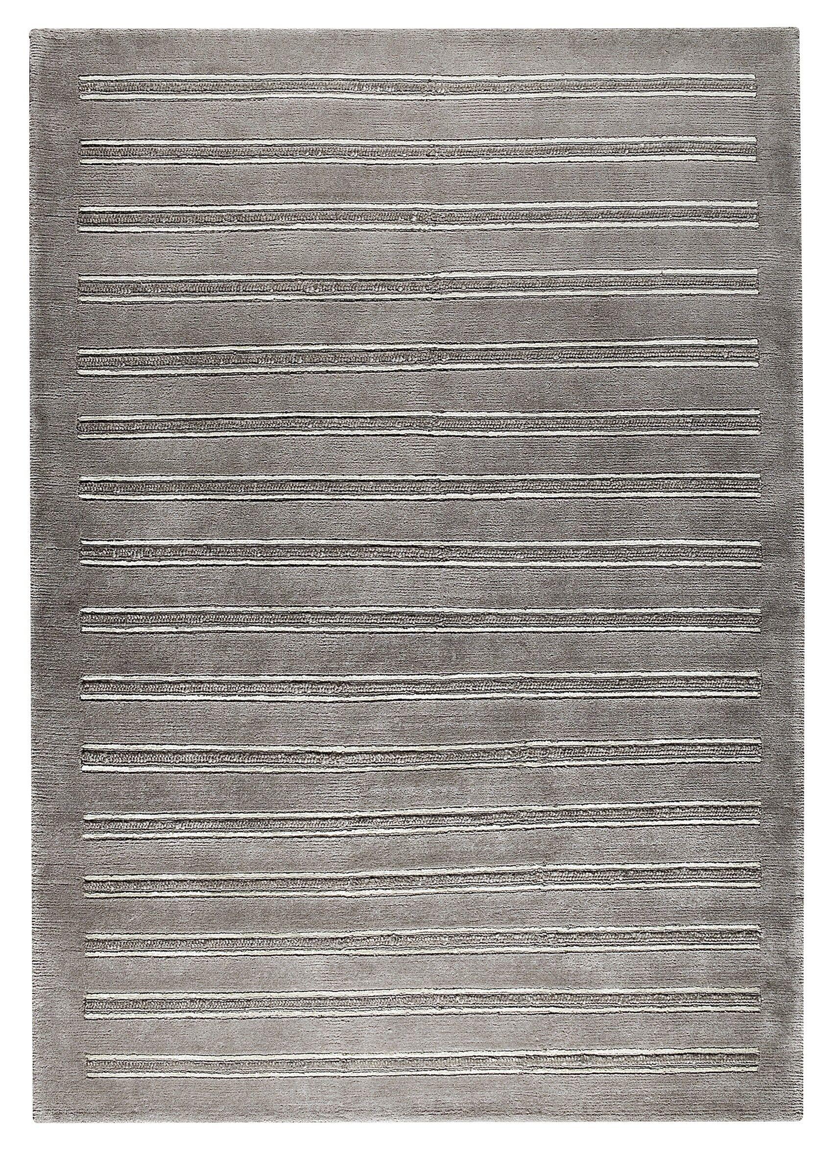 Chicago Grey Rug Rug Size: 8'3