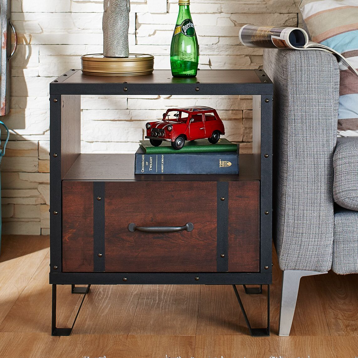 Sidney End Table