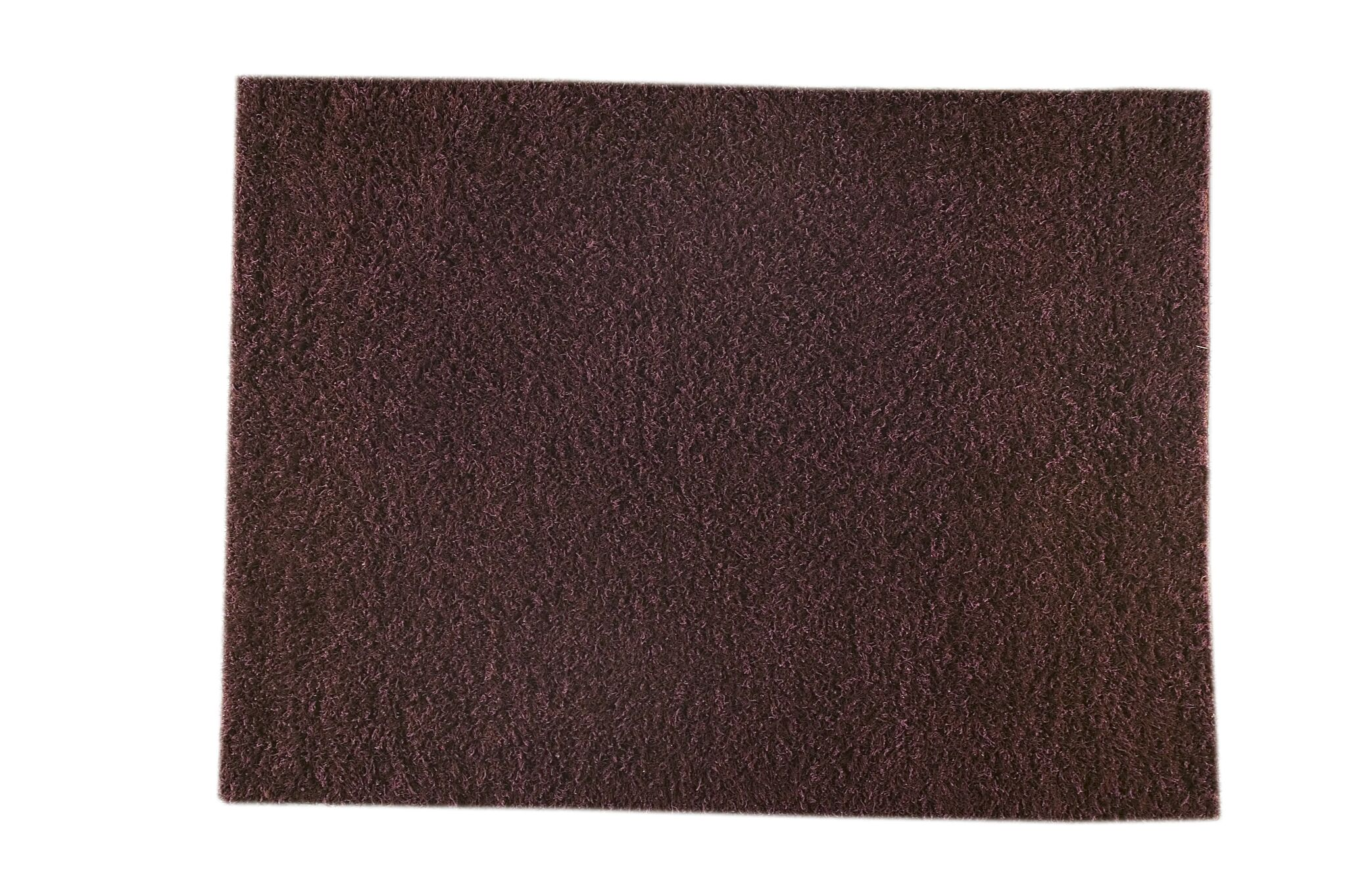 Goliath Mix Brown Contemporary Rug Rug Size: Rectangle 4'6