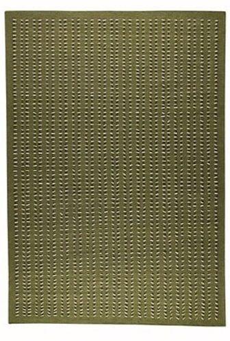 Hoeft Green Area Rug Rug Size: 3' x 5' 4