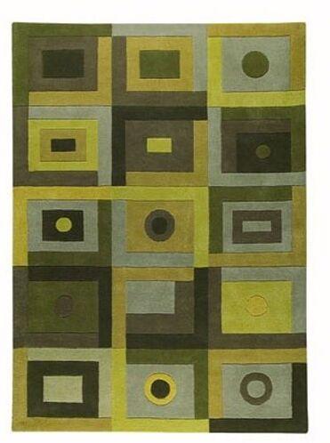 Bronwen Green Area Rug Rug Size: 8' x 11'6