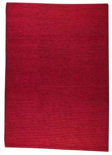 Hofer Red Area Rug Rug Size: Rectangle 3' x 5'4