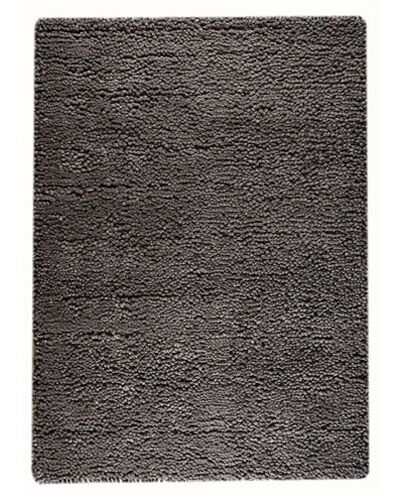 Blackwater Dark Grey Area Rug Rug Size: Rectangle 6'6