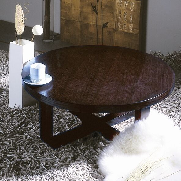 Olive Coffee Table Color: Wenge