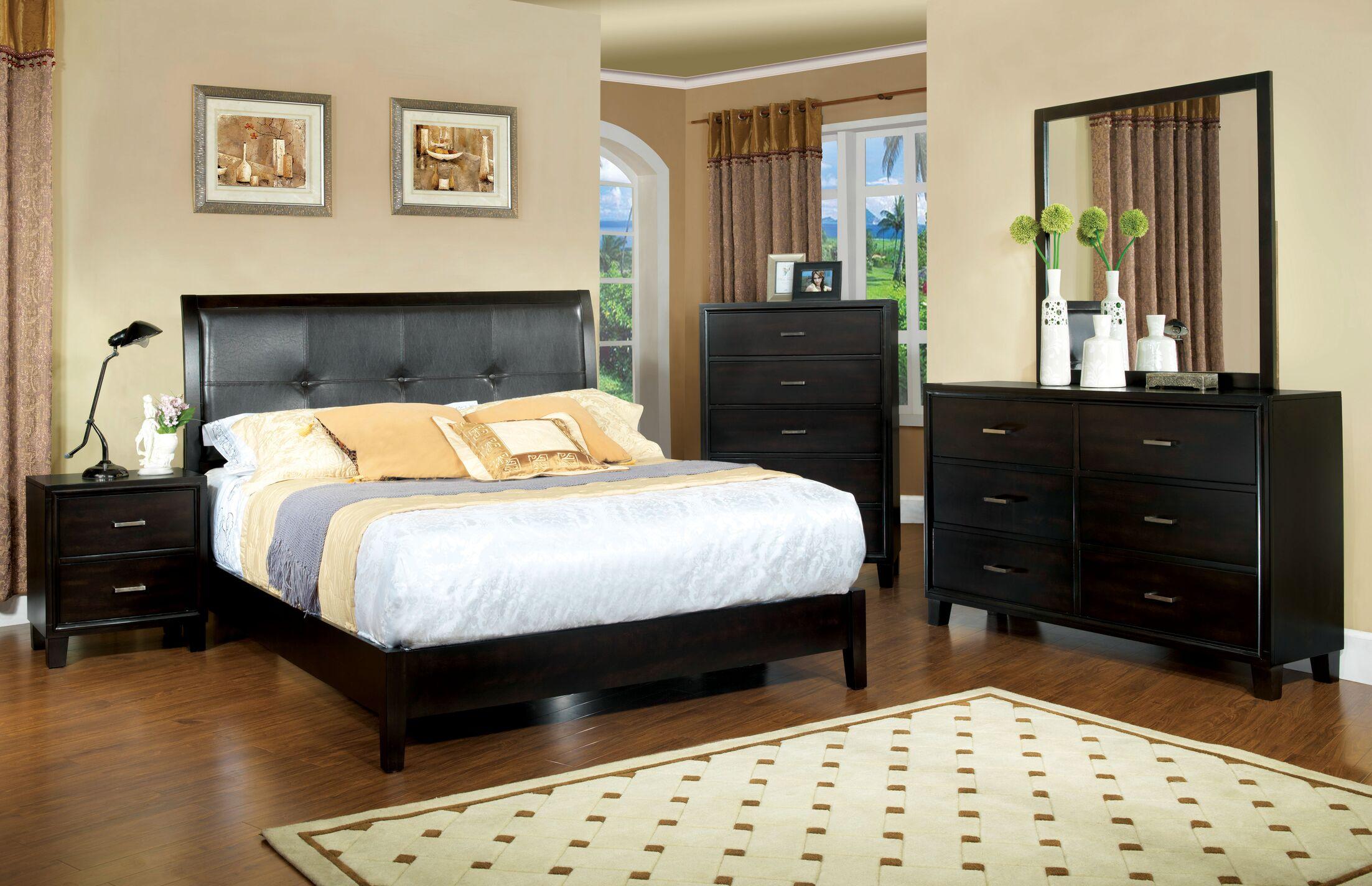 Laguna Platform Configurable Bedroom Set