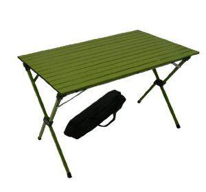 Portable Picnic Table Finish: Green