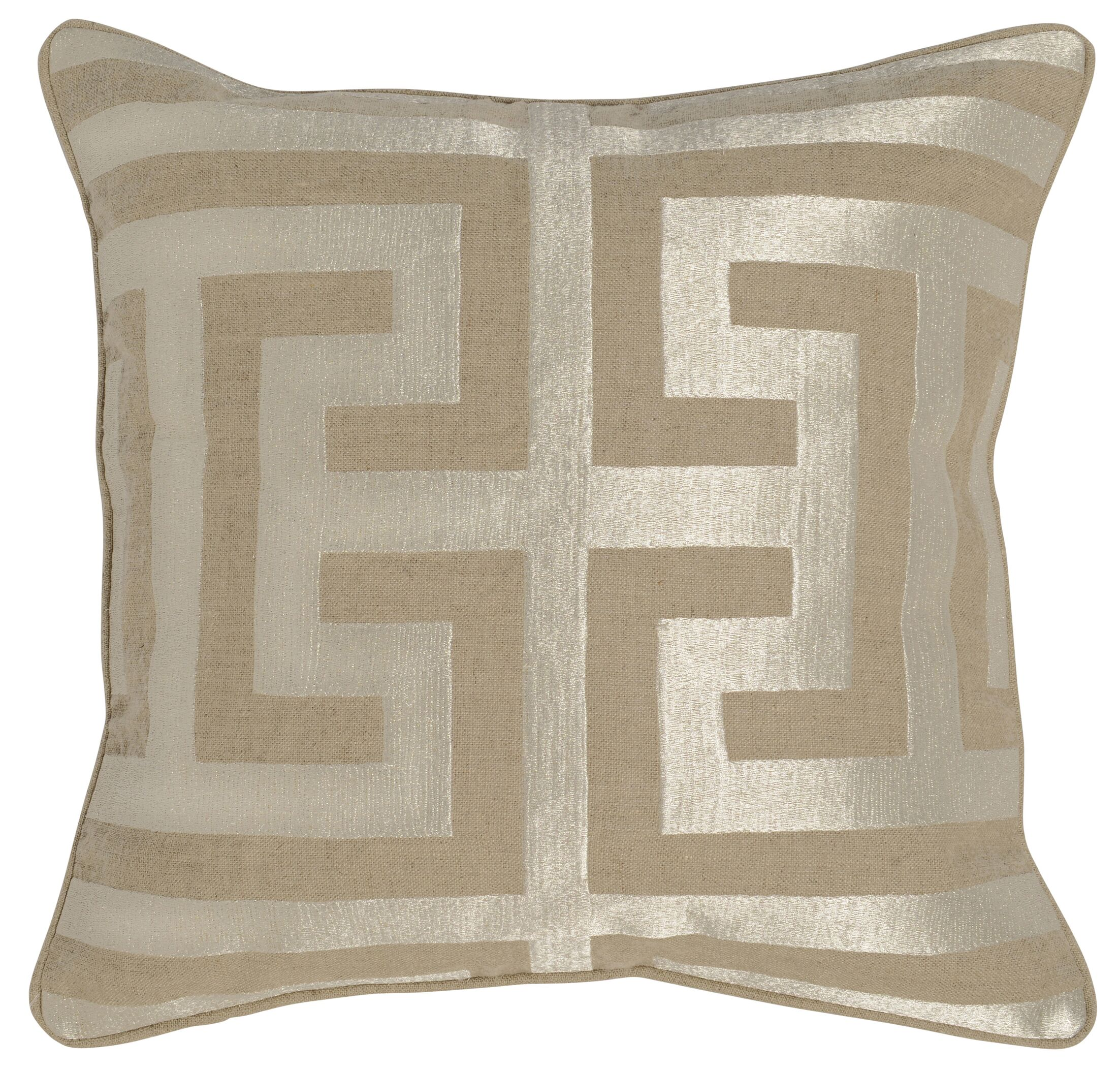 Kaila Linen Throw Pillow