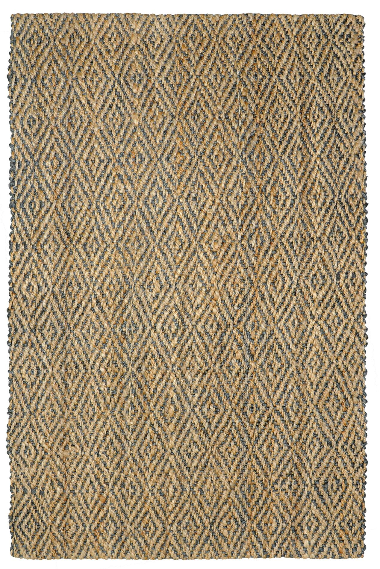 Dia Brown/Gray Area Rug Rug Size: 5' x 8'