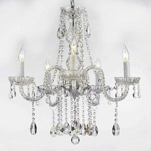 Meredith 5-Light Candle Style Chandelier