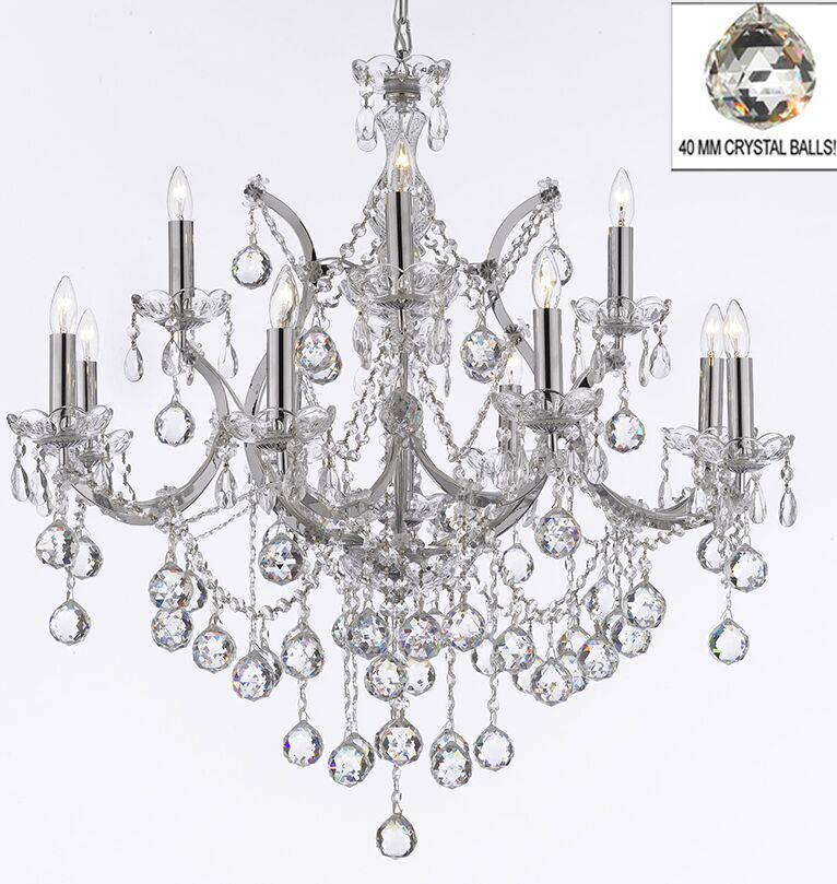Keenum 13-Light Candle Style Chandelier