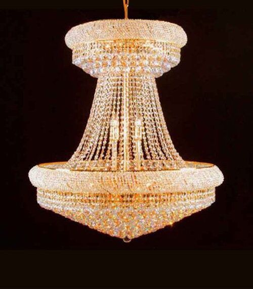 Loken 28-Lights  LED  Chandelier