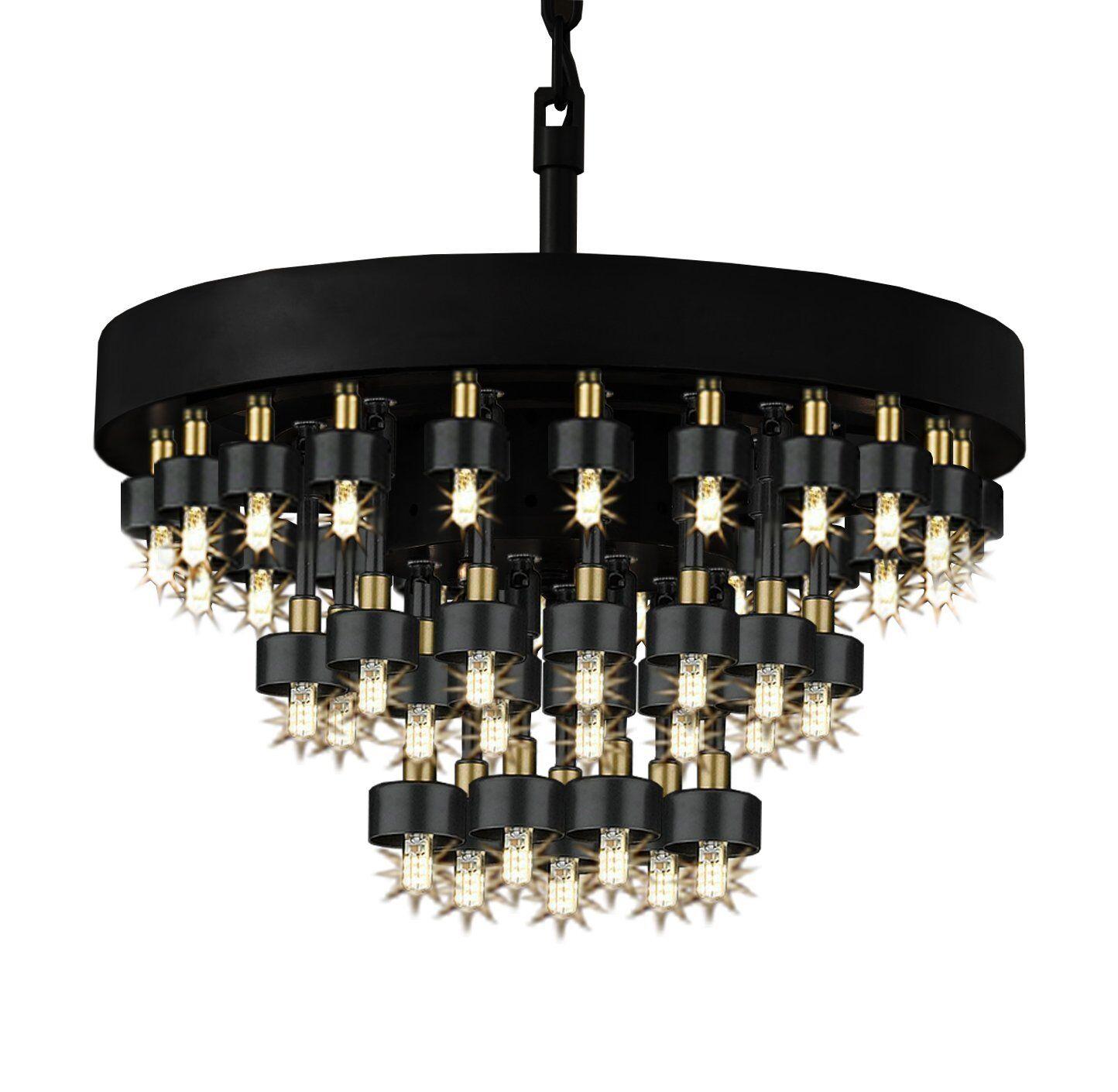 Venetta 44-Light Chandelier