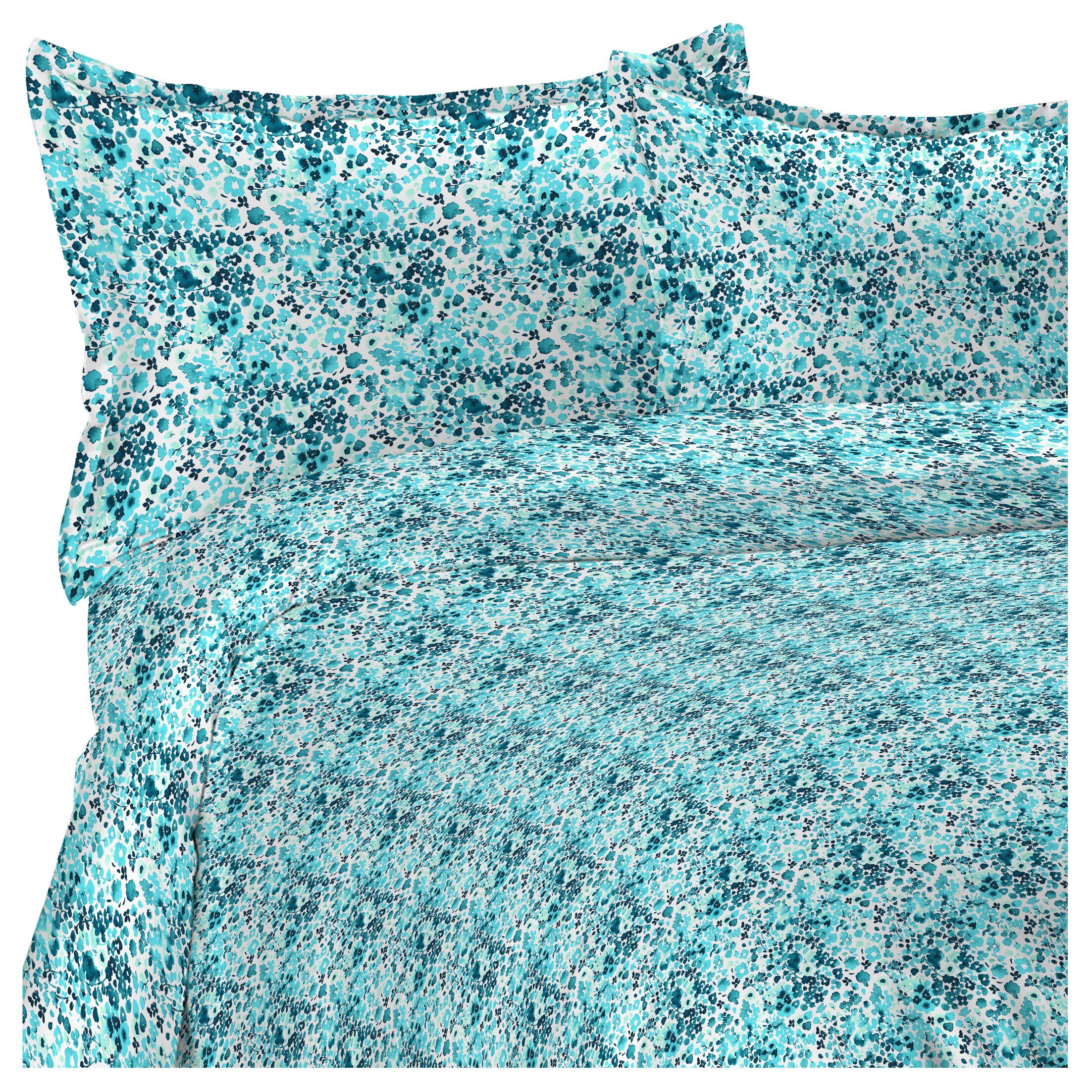 Hurton 400 Thread Count 100% Cotton Sheet Set Size: Twin
