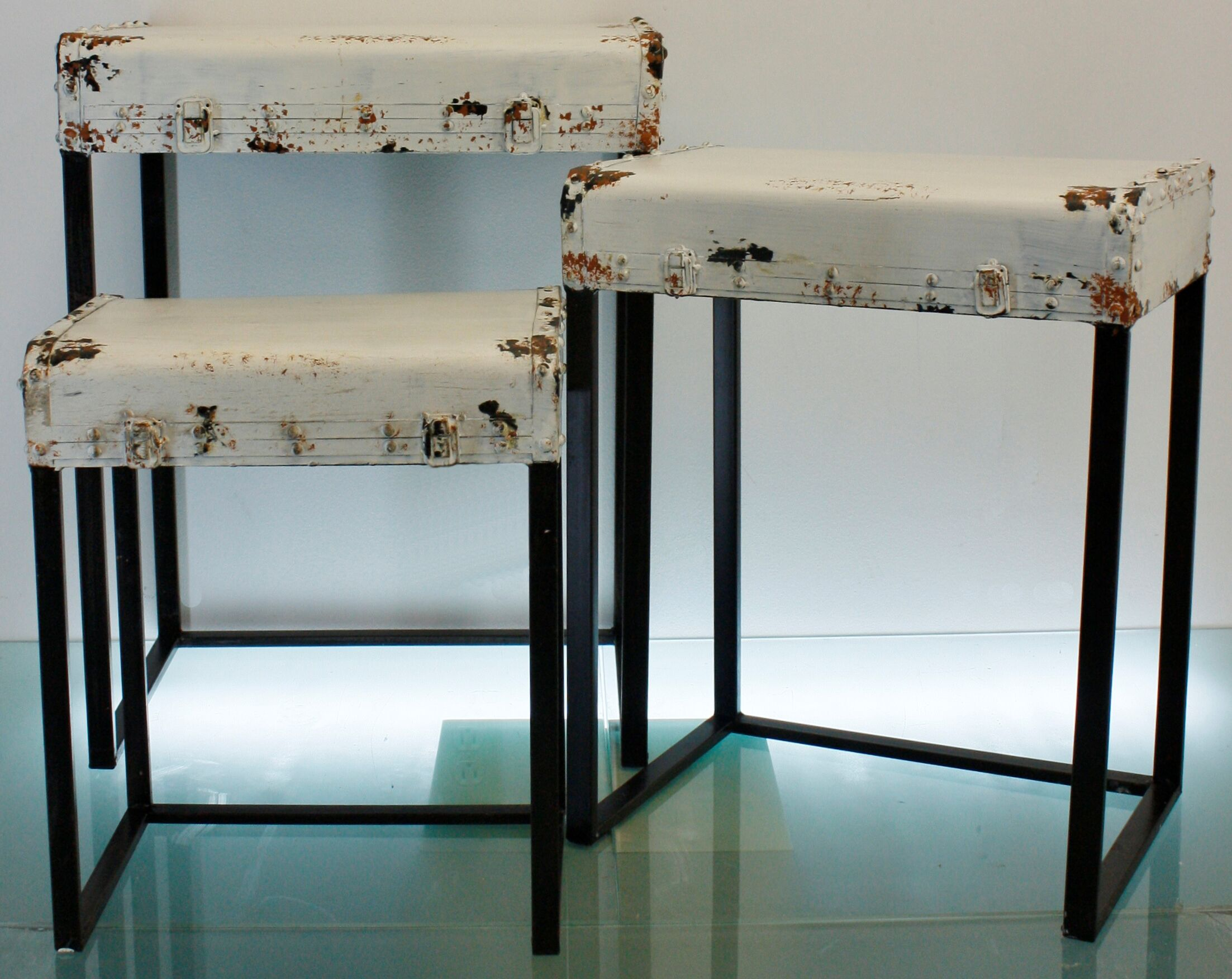 Harrison 3 Piece Nesting Tables