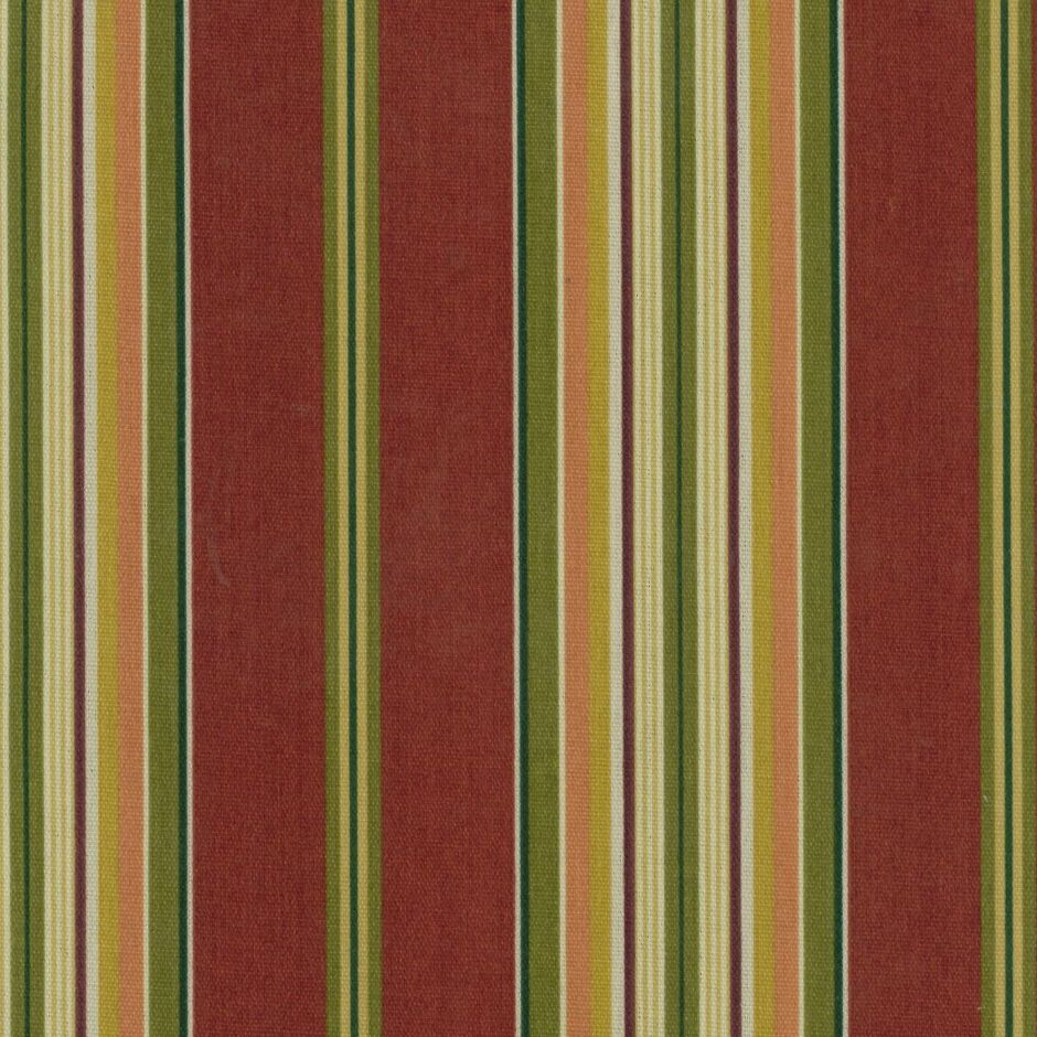 All-Weather UV-Resistant Indoor/Outdoor Steamer Deck Lounge Cushion Color: Kingsley Stripe Ruby