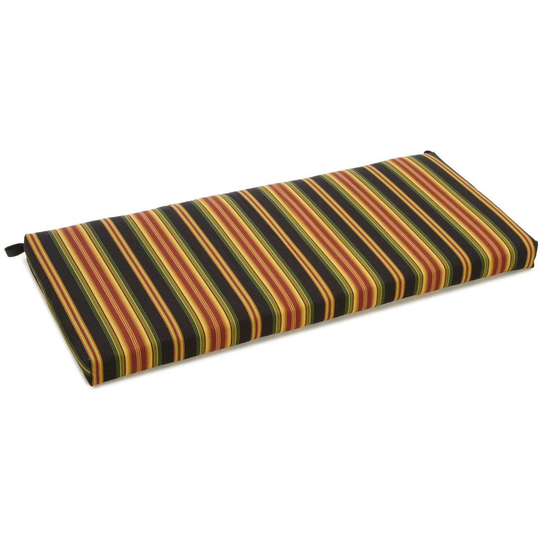 Lyndhurst Indoor/Outdoor Bench Cushion Size: 3.5
