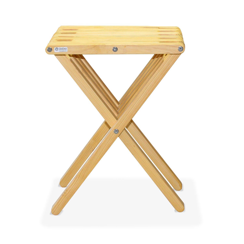 X45 End Table Color: Honey