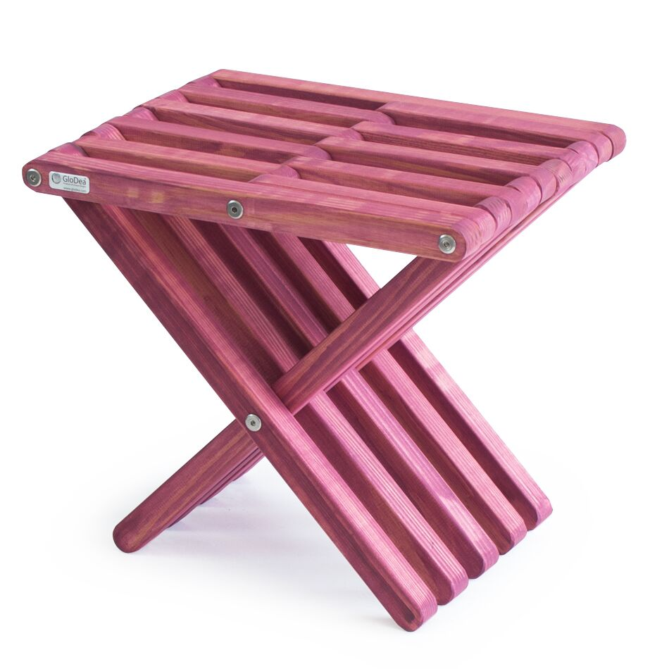 Xquare Side Table Finish: Gooseberry