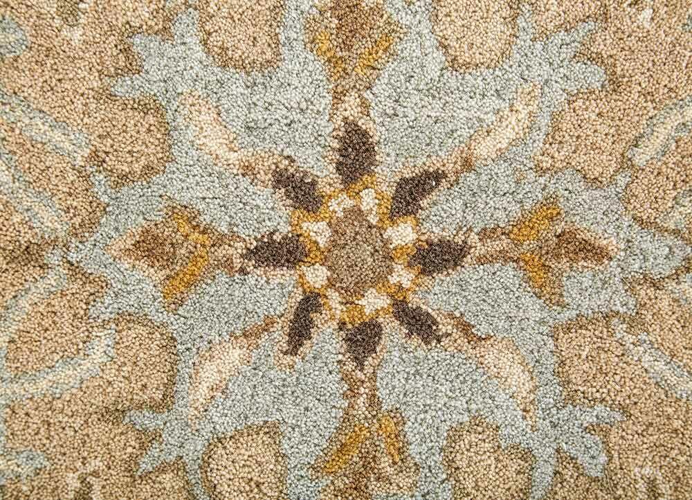 Tasmin Hand-Tufted Area Rug Rug Size: Rectangle 8' x 10'