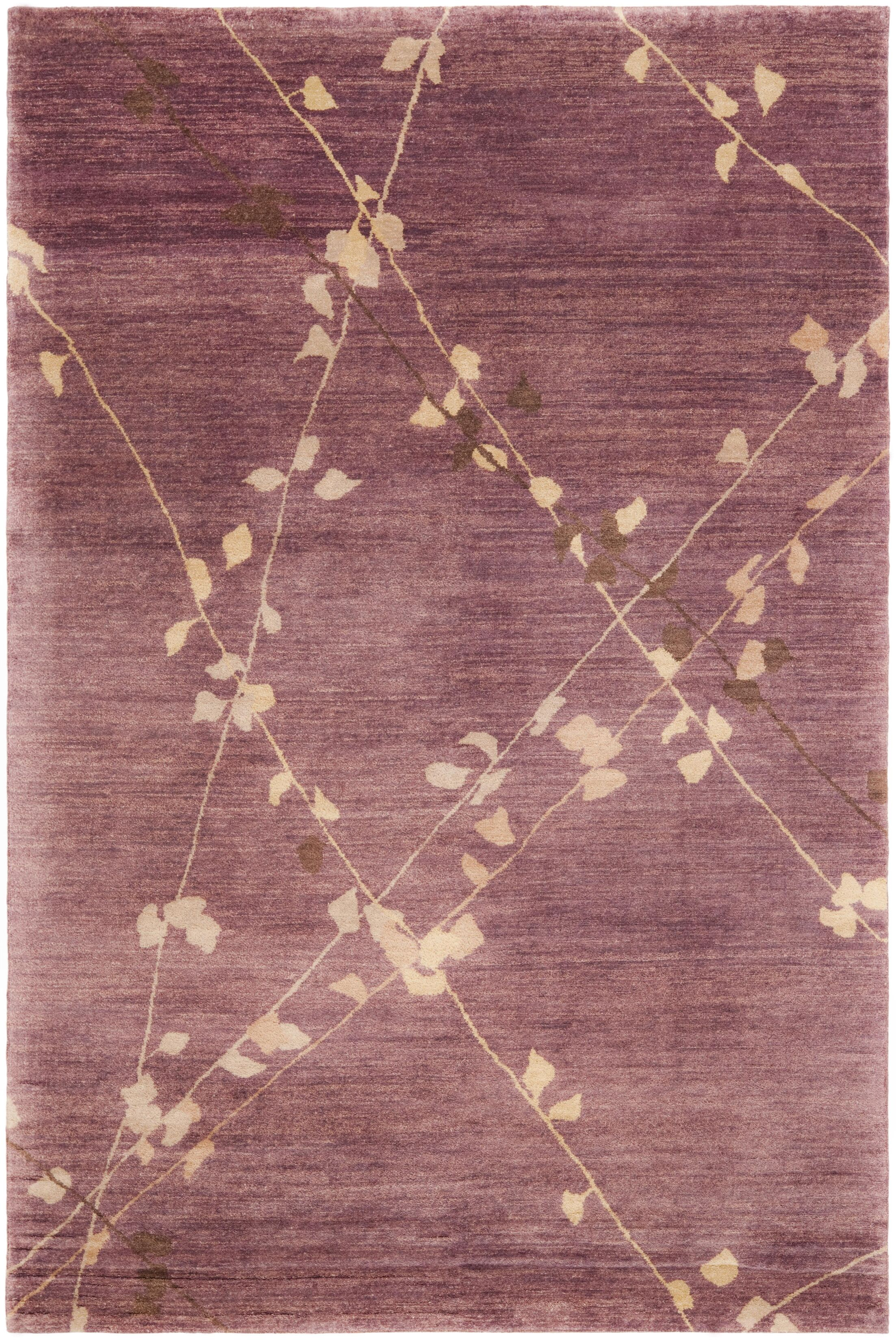 Martha Stewart Trellis Assorted Area Rug Rug Size: Rectangle 3'9