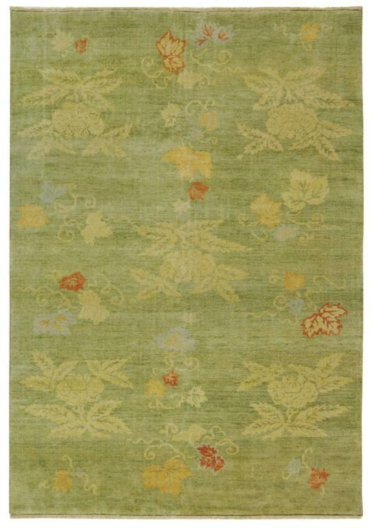 Martha Stewart Kimono Edamame Area Rug Rug Size: Rectangle 9' x 12'