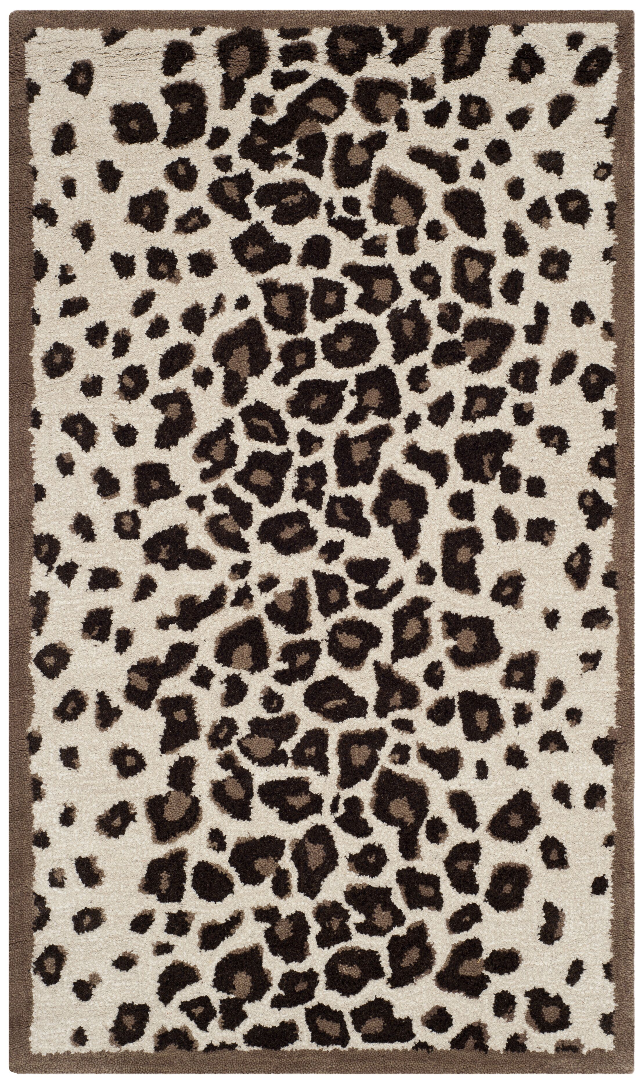 Martha Stewart Sequoia Brown Area Rug Rug Size: Rectangle 9' x 12'