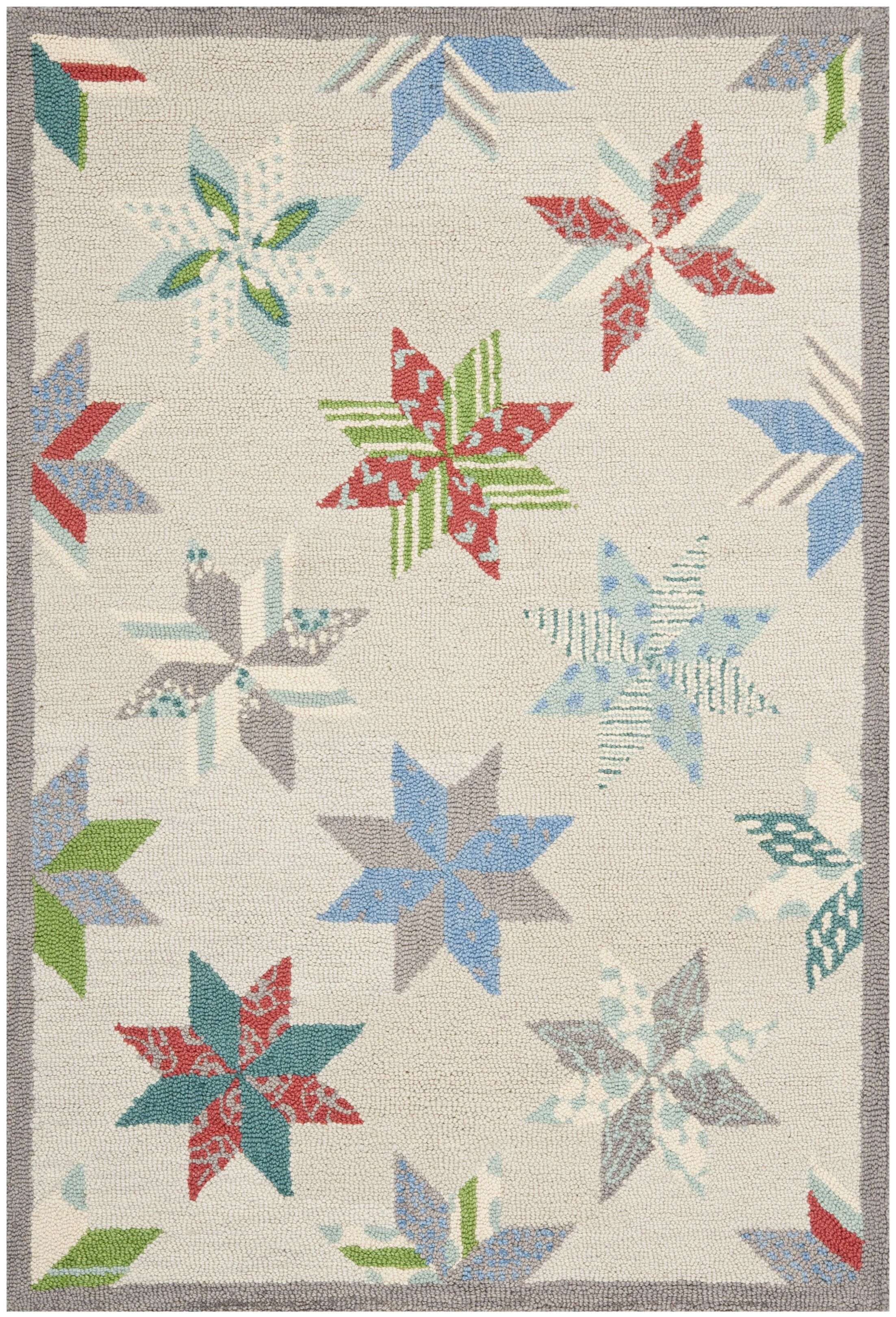 Martha Stewart Pewter Gray Area Rug Rug Size: Rectangle 8' x 10'