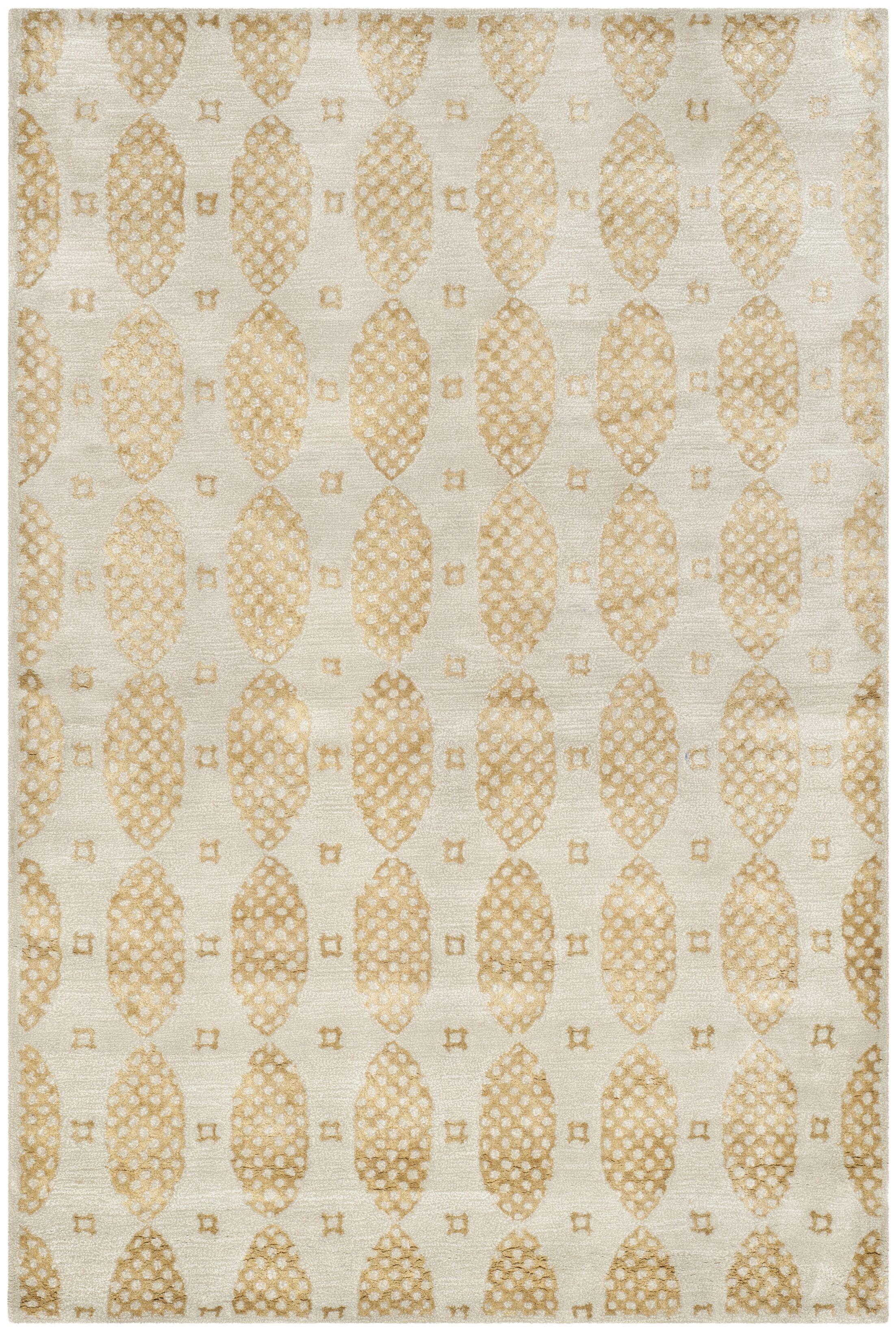 Martha Stewart Bayou Green Area Rug Rug Size: Rectangle 8'6