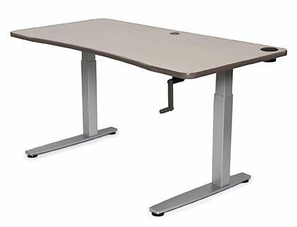 Equity Height Adjustable Training Table Size: 38