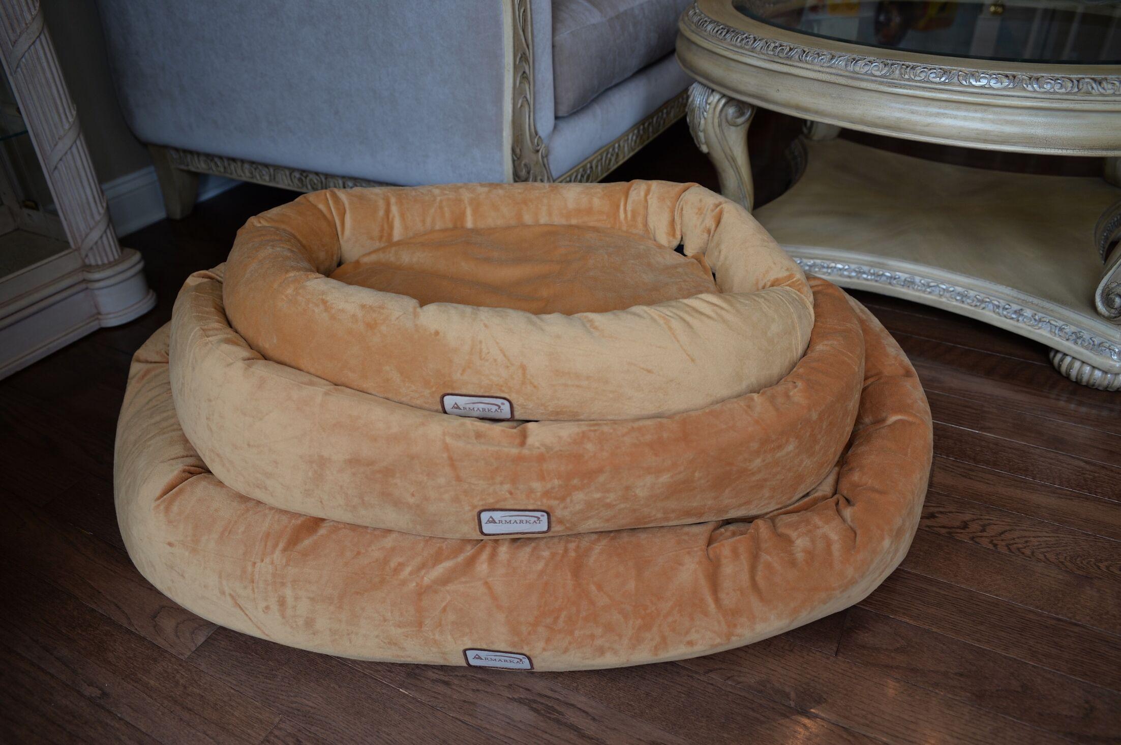 Donut Dog Bed Size: Medium (36