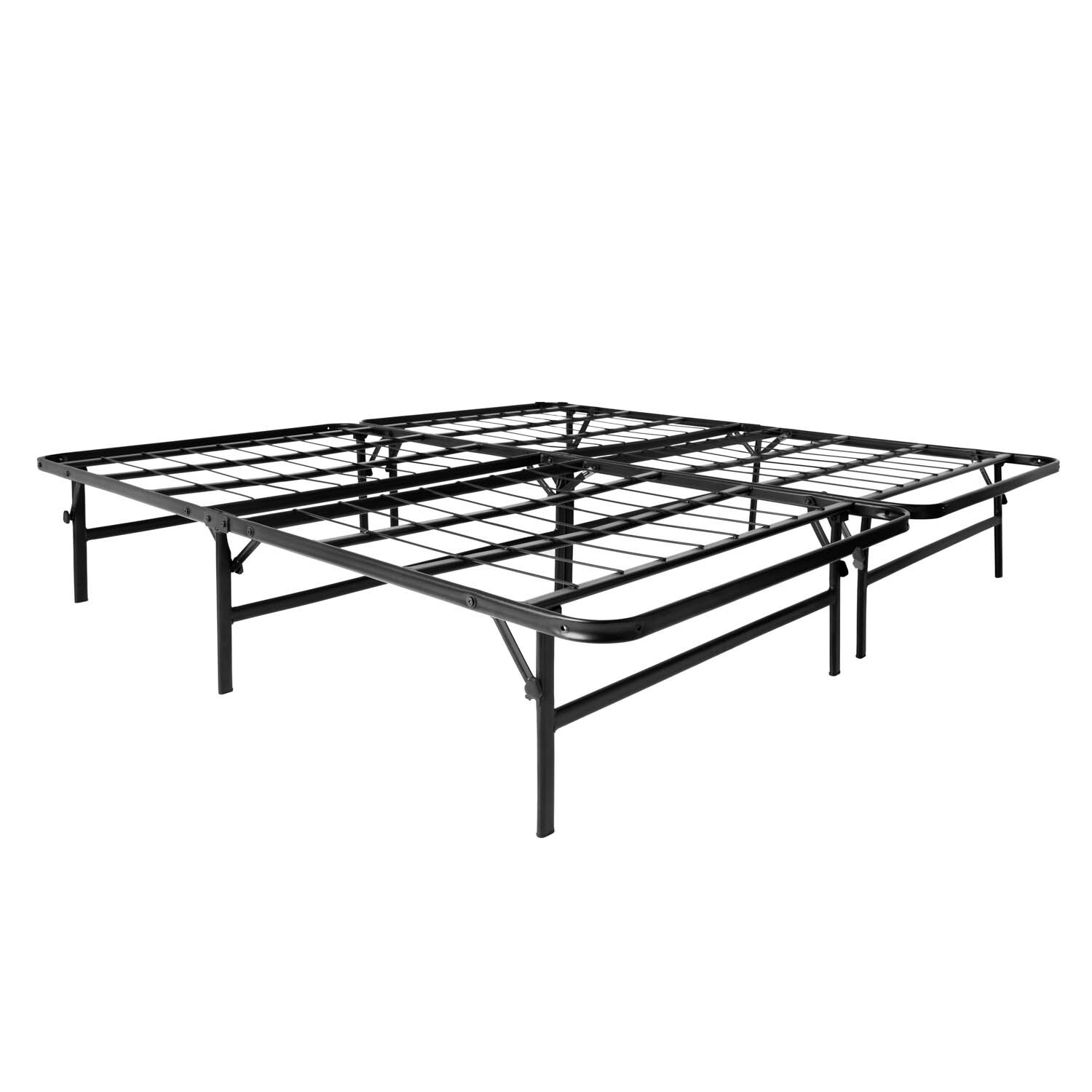 Ernestine HD Bed Frame Size: Queen