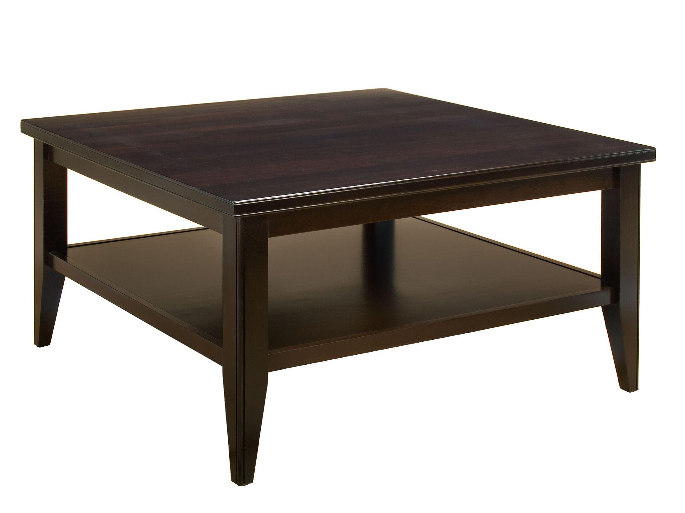 Metropolitan Coffee Table Color: Coffee