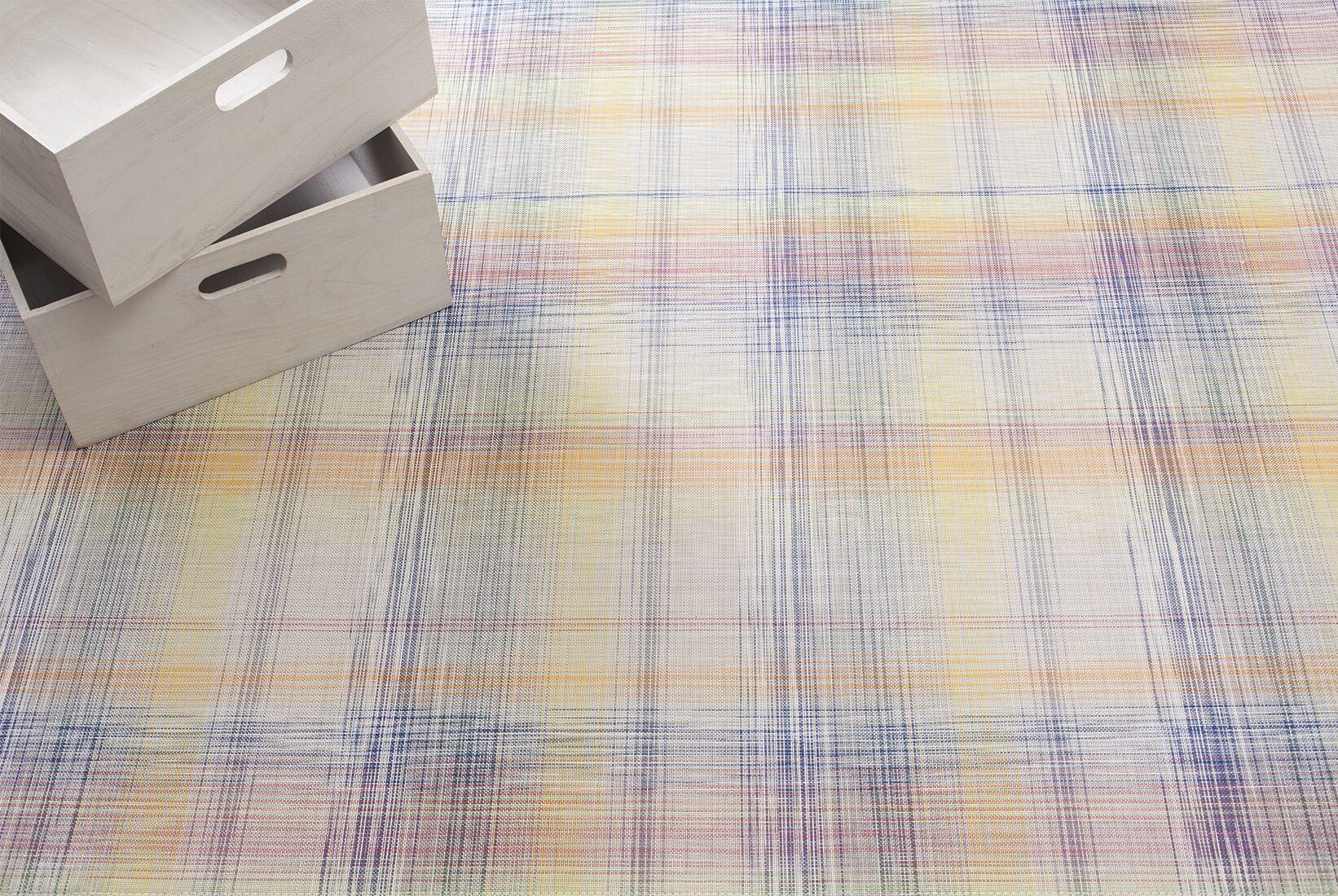 Plaid Doormats Rug Size: 2'11