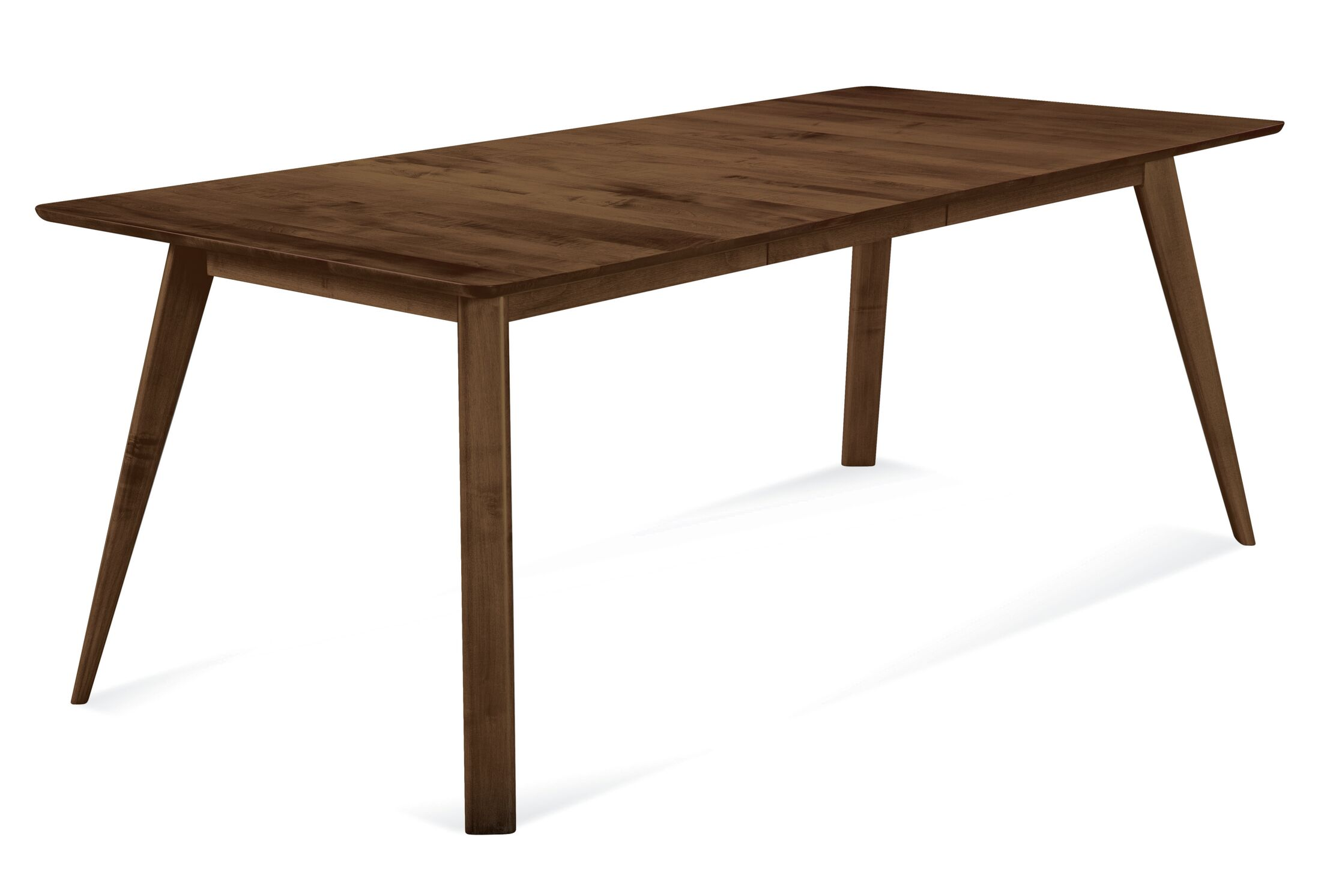 Caterina Extendable Dining Table Color: Harvest, Size: 29
