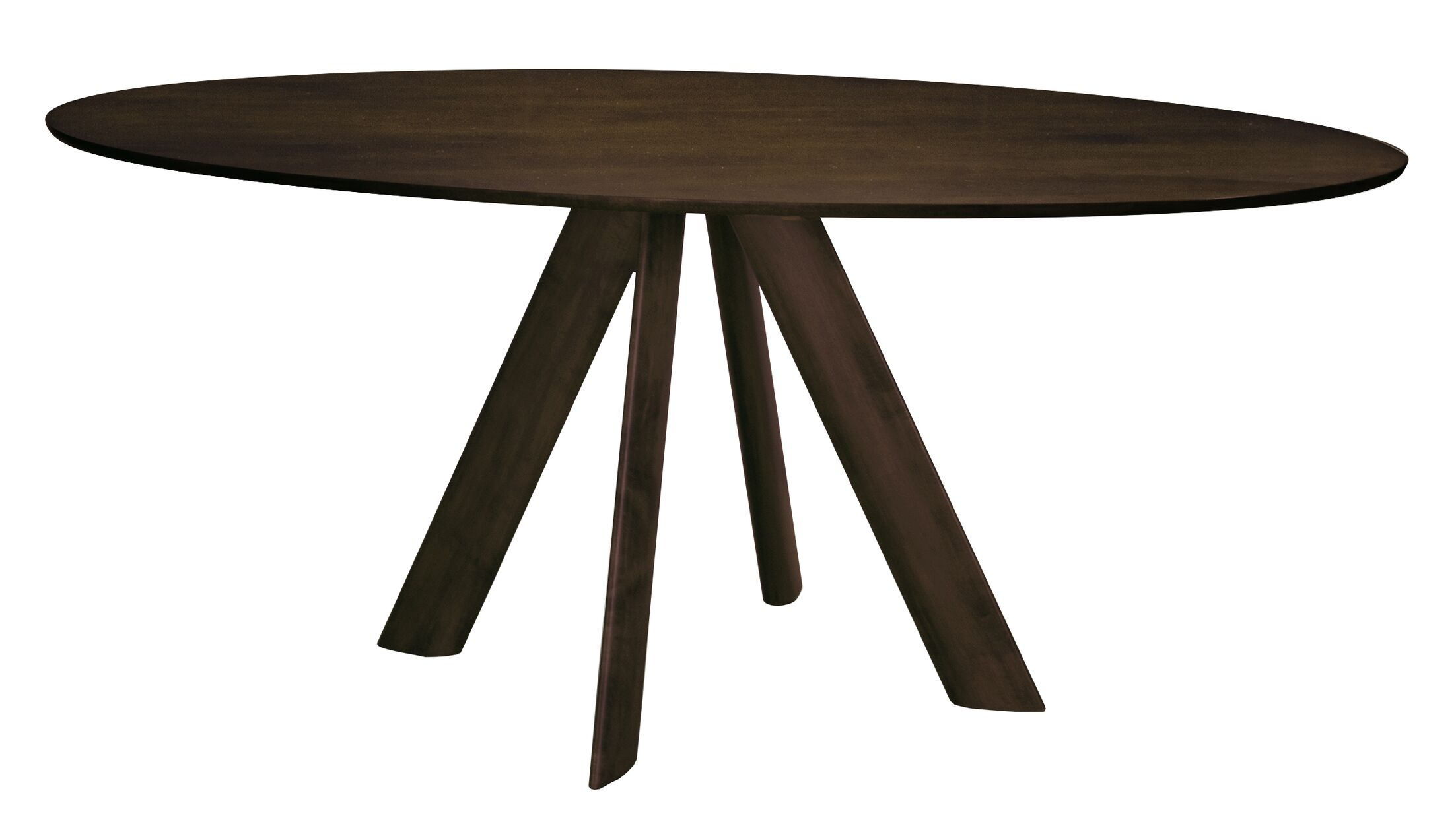 Efren Solid Wood Dining Table Size: 29