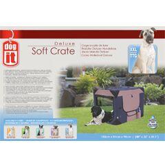 Dogit Deluxe Soft Pet Crate Size: Small (16.5
